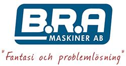 BRA Maskiner logo